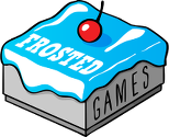 Logo Frosted Games