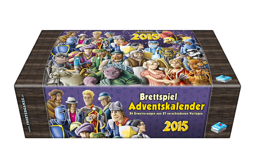 Frosted Games Herbst-Veröffentlichungen 2015