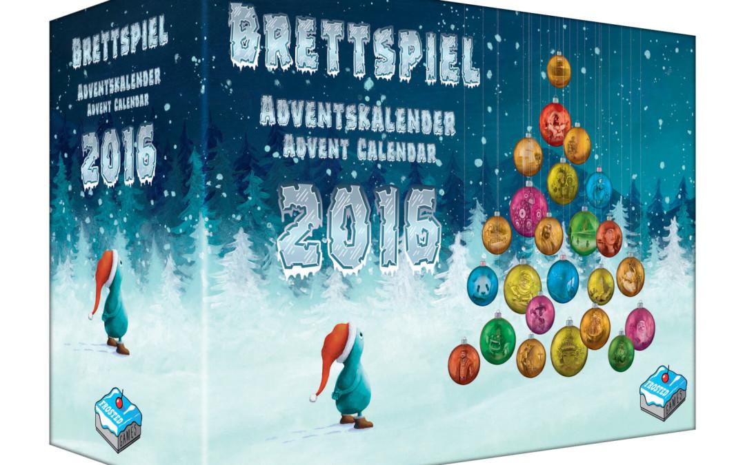 Die Frosted Games Herbst-Veröffentlichungen 2016