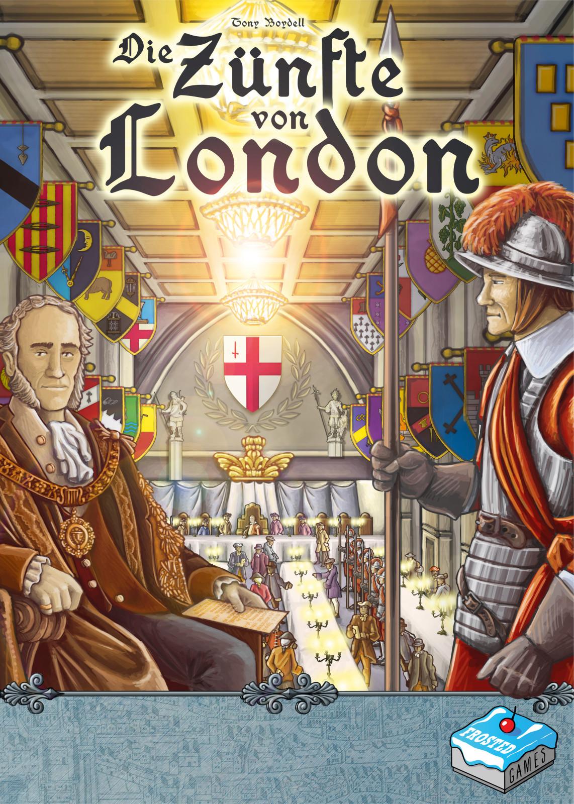 Die Zünfte von London