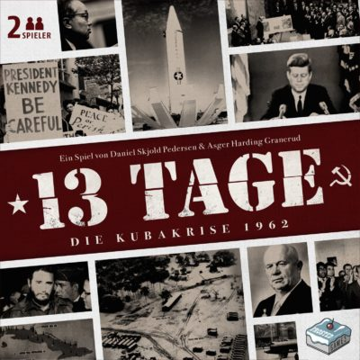 13Tage Cover
