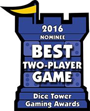 Dice Tower Nominee