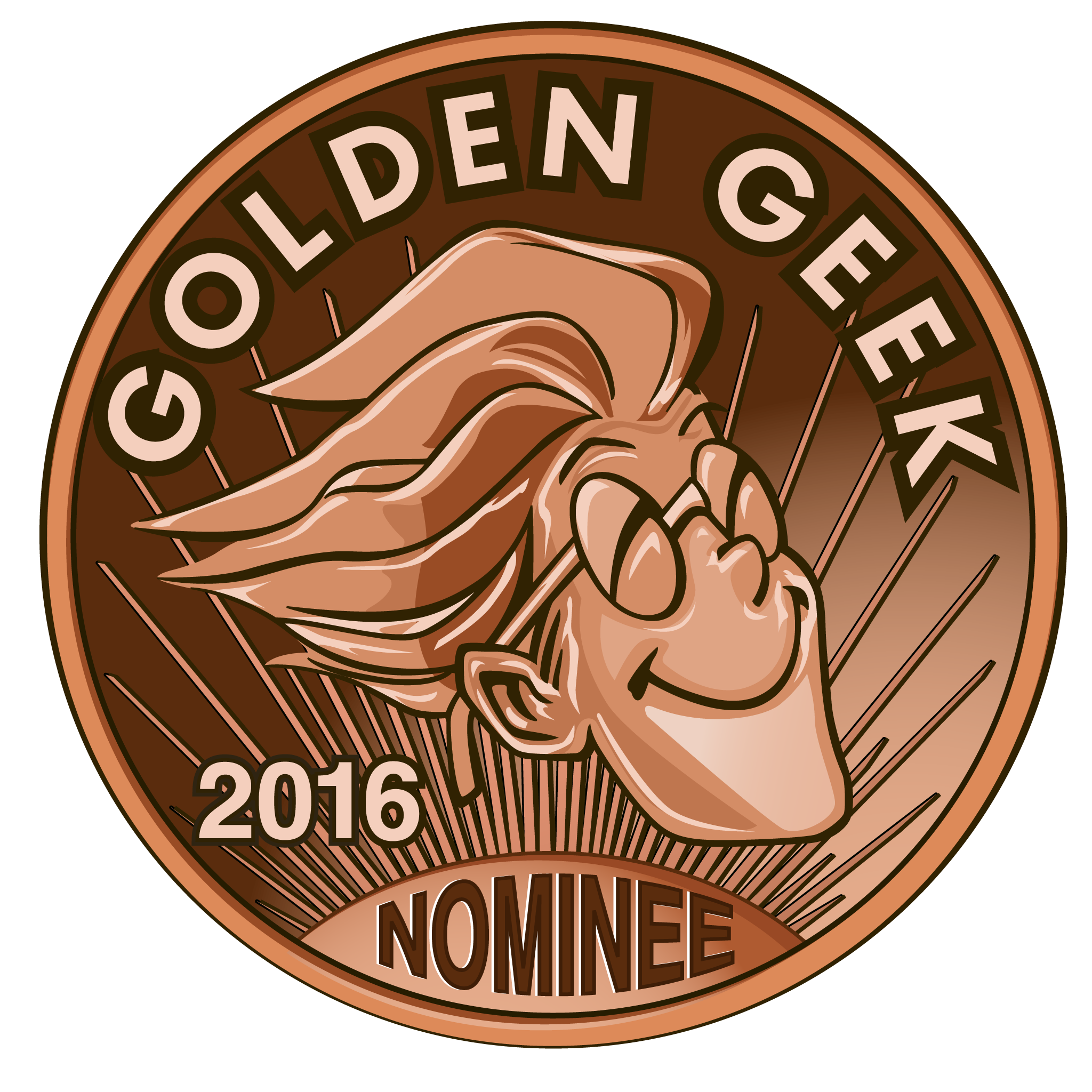 Golden Geek 2016 Nominee