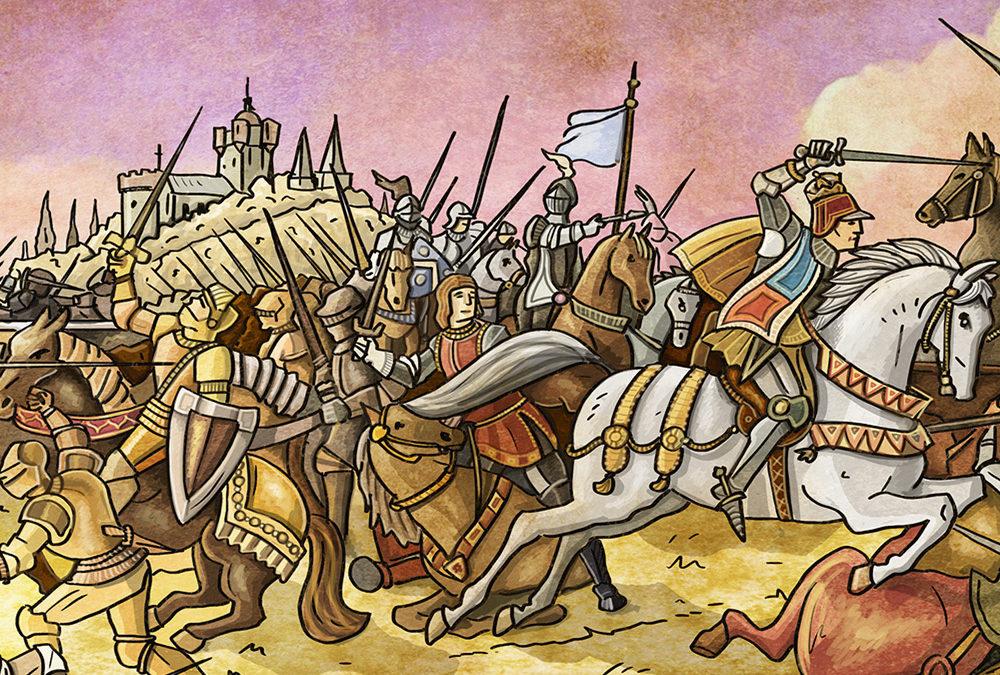 Der Vetternkrieg – The Cousins' War 1455- 1485