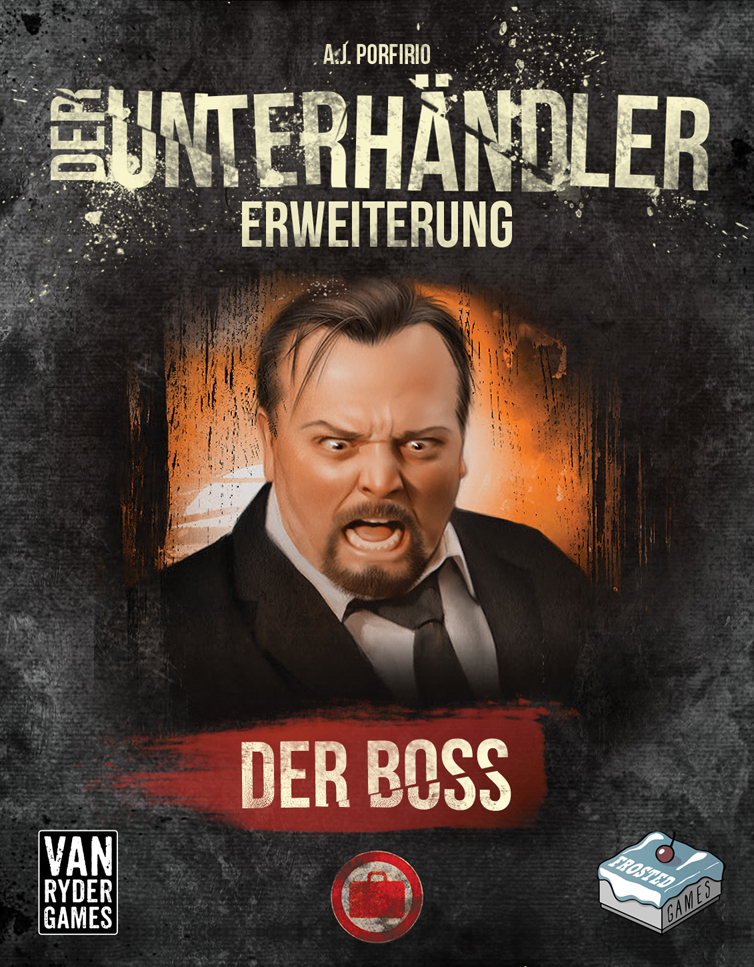 Der Unterhändler - A1 Der Boss