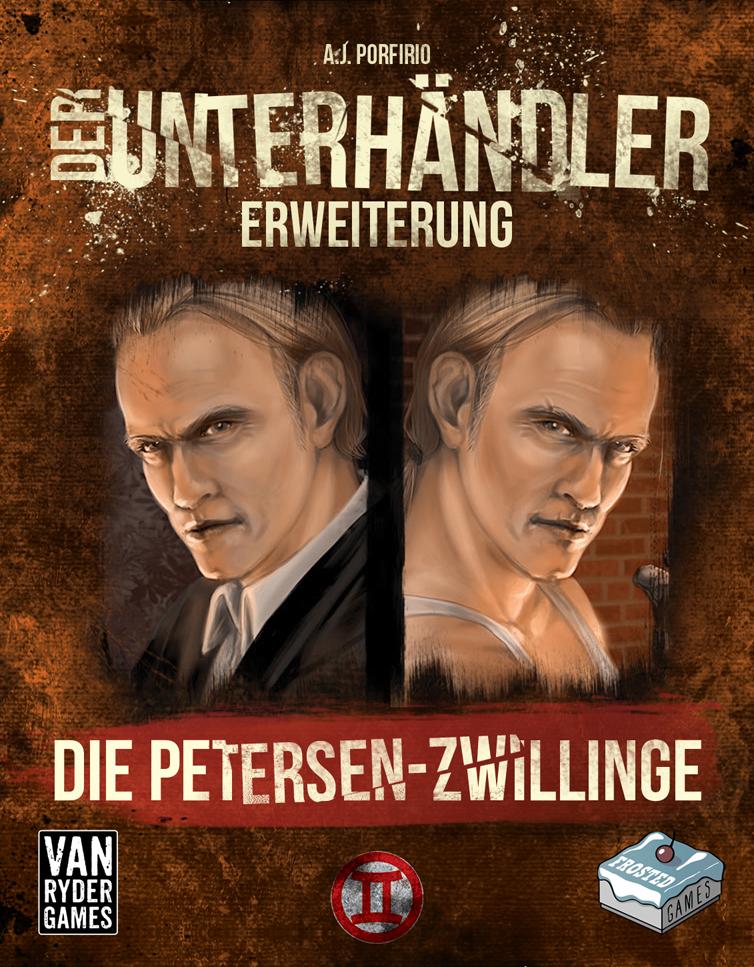 Der Unterhändler - A2 Die Petersen-Zwilinge
