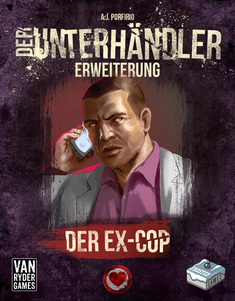 Der Unterhändler - A3 Der Ex-Cop