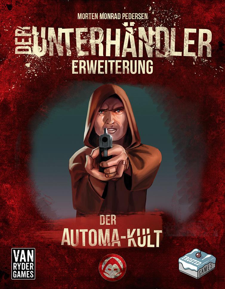 Der Unterhändler - A5 Der Automa-Kult