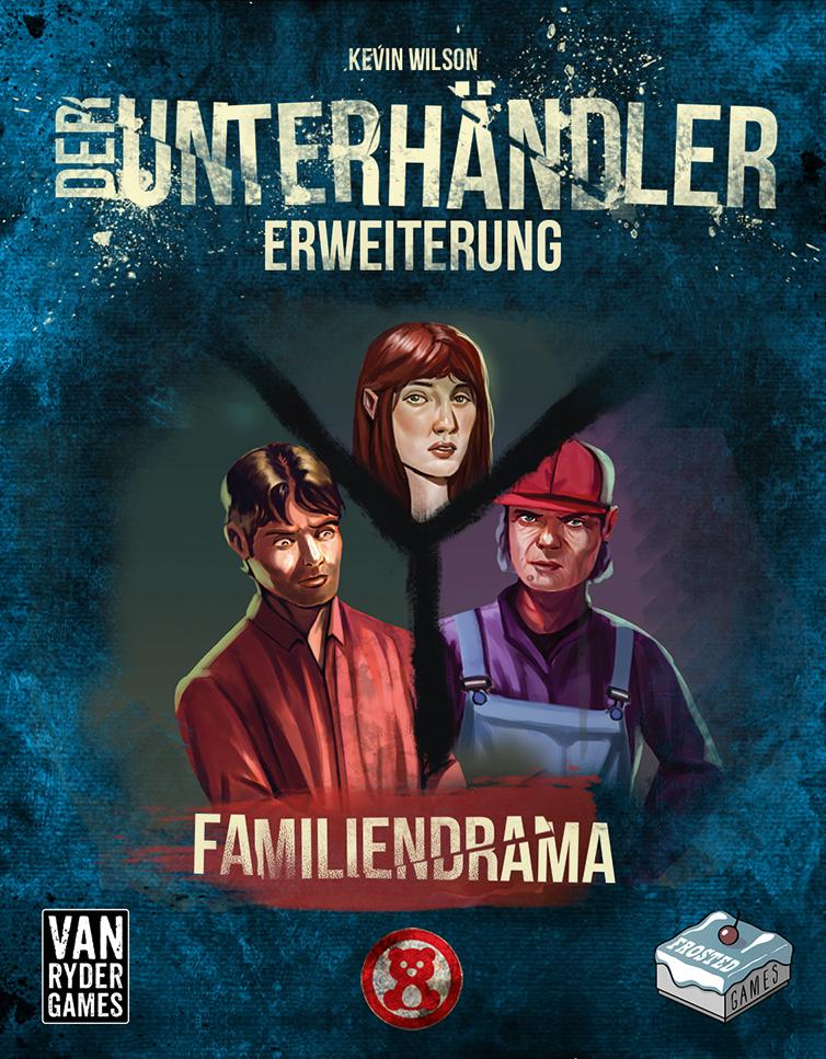 Der Unterhändler - A6 Familiendrama