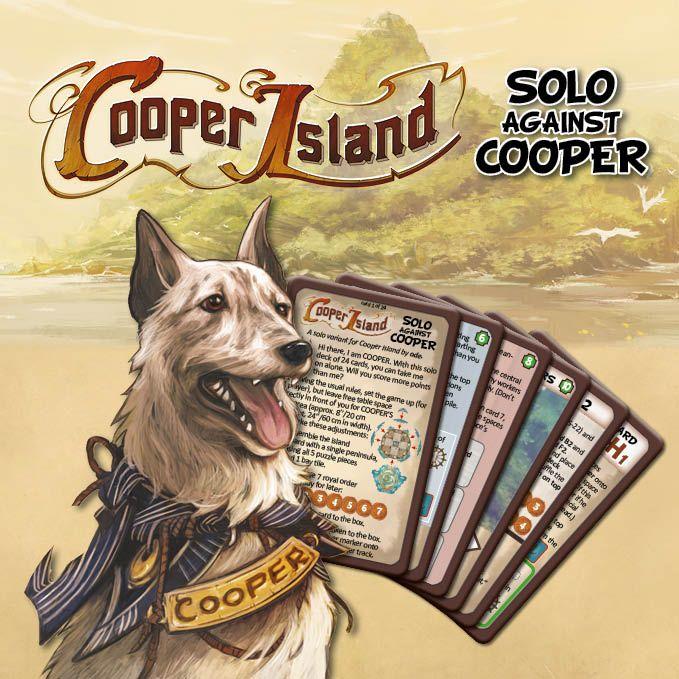 Cooper Island: Cooper Island - Solo Against Cooper (EN)
