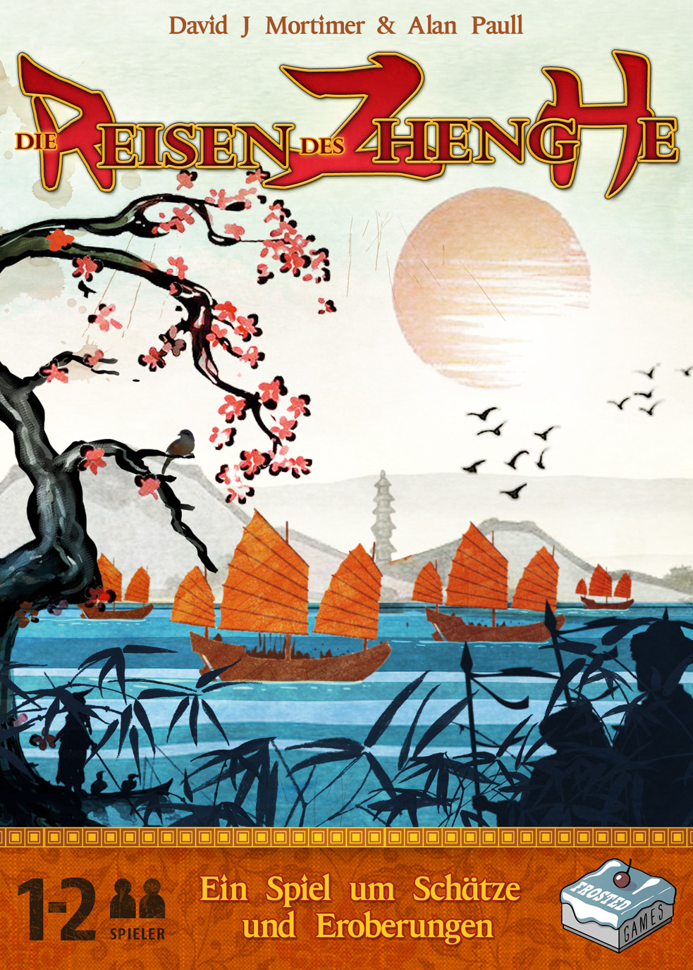 Die Reisen des Zheng He