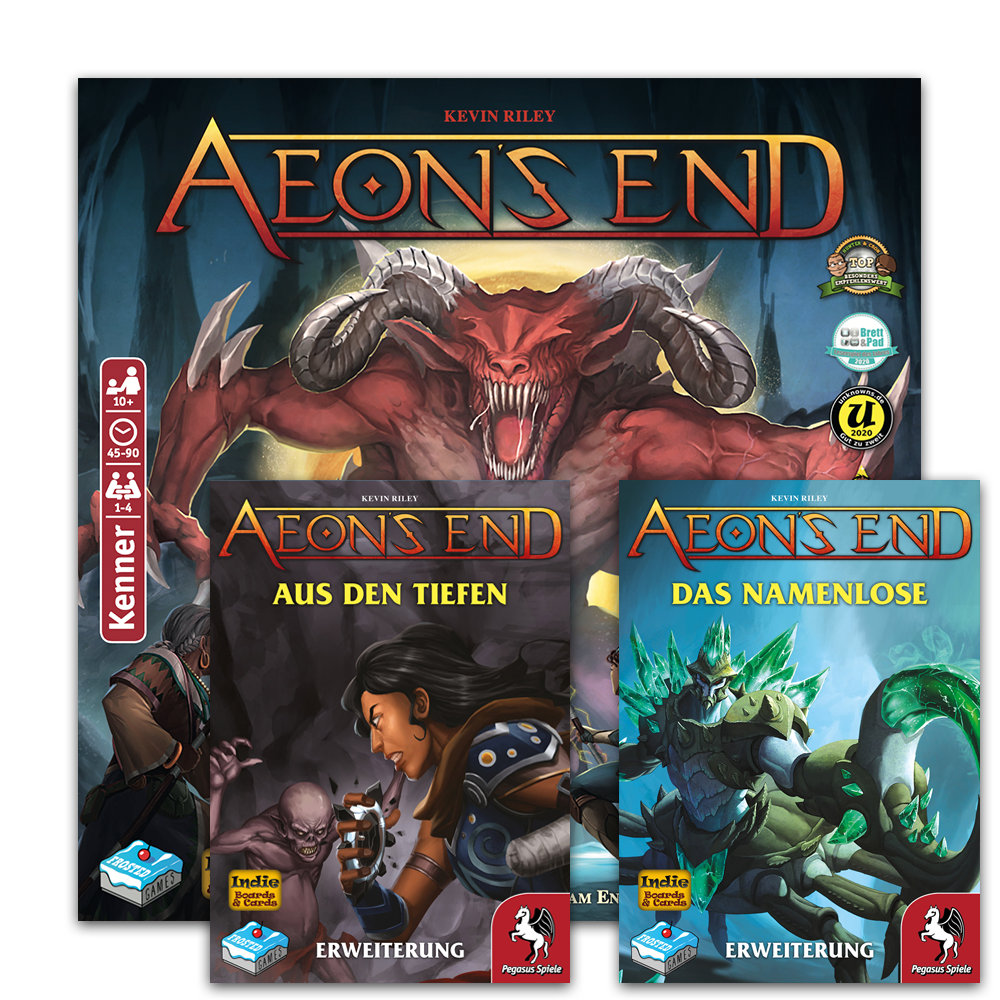 Aeon's End – Wave 1