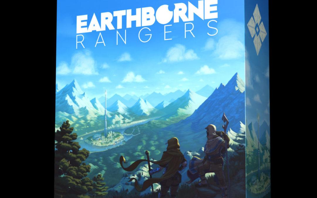Deutsche Version von Earthborne Rangers