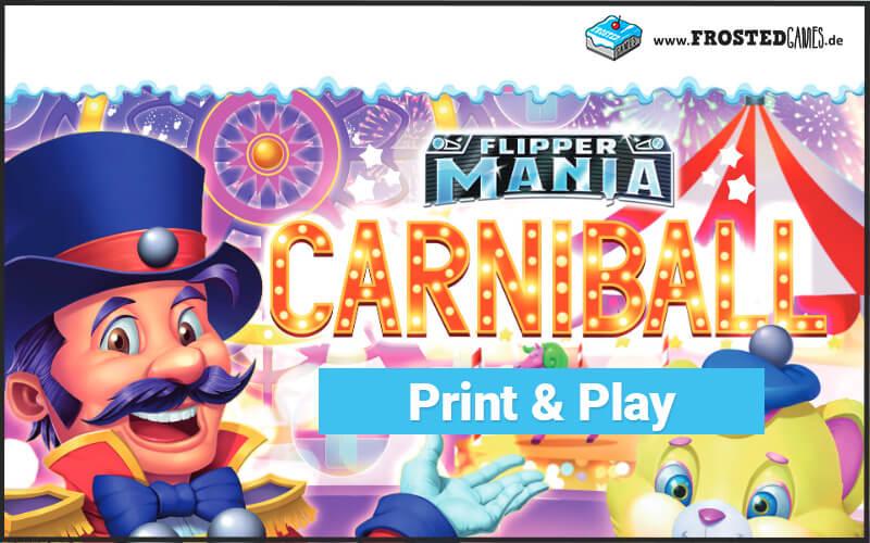 Flippermania Print&Play